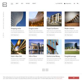 AIT - Architect WordPress Theme