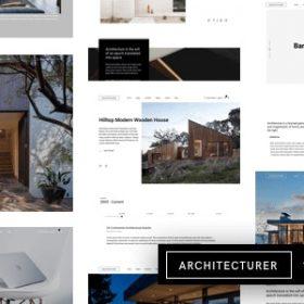 Architecturer – WordPress for Interior Designer