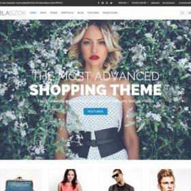 Blaszok - eCommerce Theme