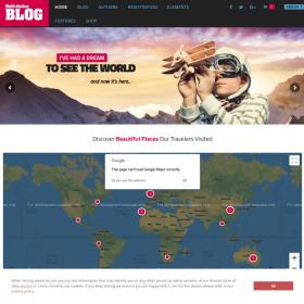 AIT - Blog WordPress Theme