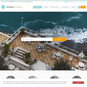AIT - BusinessFinder+ WordPress Theme