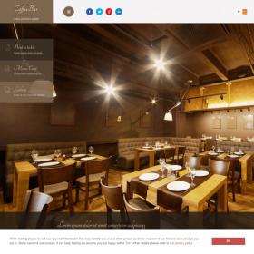 AIT - Coffeebar WordPress Theme