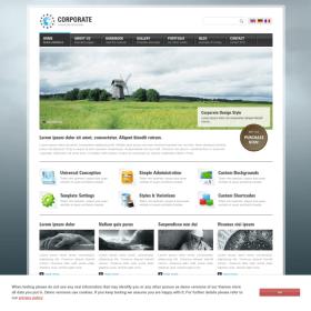 AIT - Corporate WordPress Theme