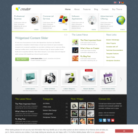 AIT - Creator WordPress Theme