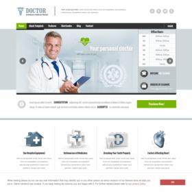 AIT - Doctor WordPress Theme