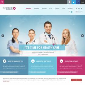 AIT - Doctor+ WordPress Theme