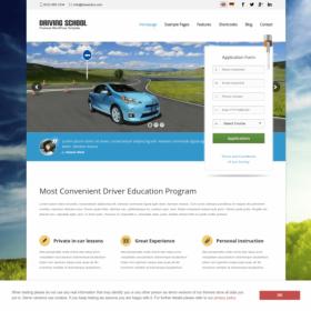 AIT - DrivingSchool WordPress Theme