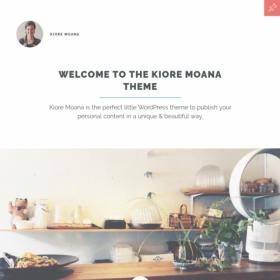 ElmaStudio Kioremoana WordPress Theme