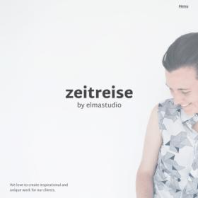 ElmaStudio Zeitreise WordPress Theme
