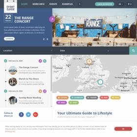AIT – Event Guide WordPress Theme