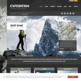 AIT - Expedition WordPress Theme