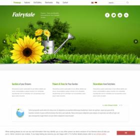 AIT - Fairytale WordPress Theme