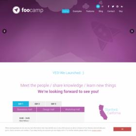 AIT - Foocamp WordPress Theme