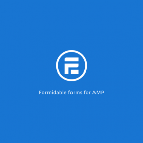 Formidable forms for AMP 1.0.2