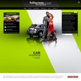 AIT - Fullscreen WordPress Theme