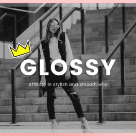 Glossy - Fashion Blog Theme
