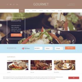 AIT - Gourmet WordPress Theme