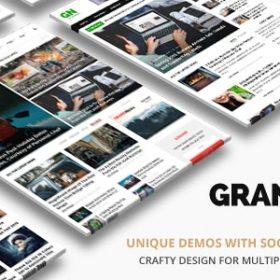 GrandNews – News Magazine
