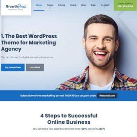 ProteusThemes - GrowthPress