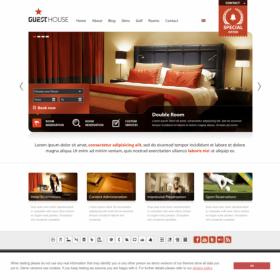 AIT - GuestHouse WordPress Theme