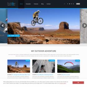 AIT - Hobby WordPress Theme