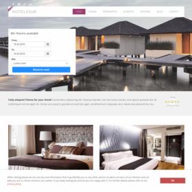 AIT - Hoteliour WordPress Theme