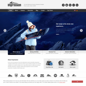 AIT - Impression WordPress Theme