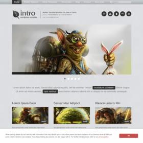 AIT - Intro WordPress Theme