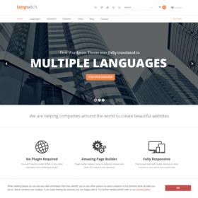 AIT - Langwitch WordPress Theme