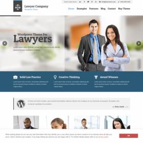 AIT - Lawyer WordPress Theme