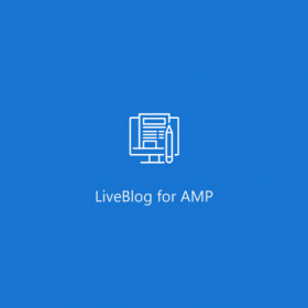 Liveblog For AMP