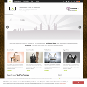 AIT - Lorem WordPress Theme