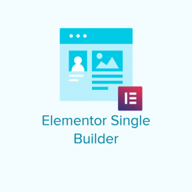 Elementor Single Builder for MEC