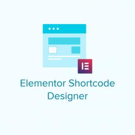 Elementor Shortcode Designer 1.2.0