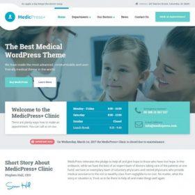ProteusThemes - MedicPress
