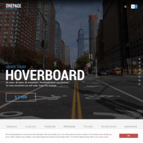 AIT - OnePage WordPress Theme
