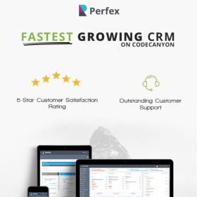 Perfex – Powerful Open Source CRM