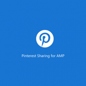 Pinterest for AMP
