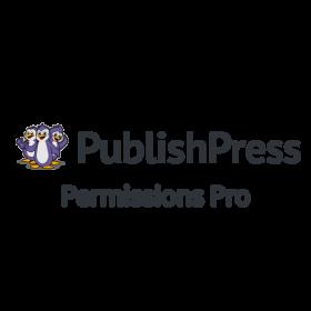 PublishPress Permissions Pro