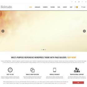 AIT - Solitudo WordPress Theme
