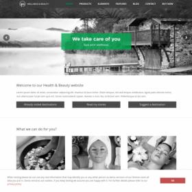 AIT - Spa WordPress Theme