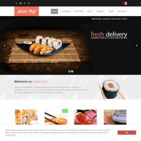 AIT - Sushi WordPress Theme