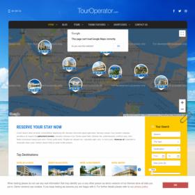 AIT - TourOperator WordPress Theme