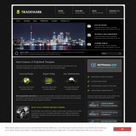 AIT - Trademark WordPress Theme