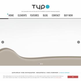 AIT - Typo WordPress Theme