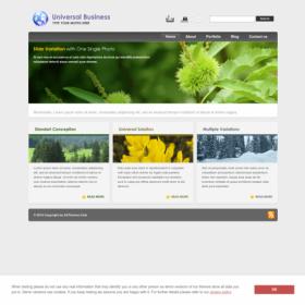 AIT – Universal Business WordPress Theme
