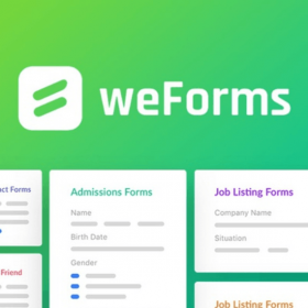 weForms Pro – Business 1.3.17
