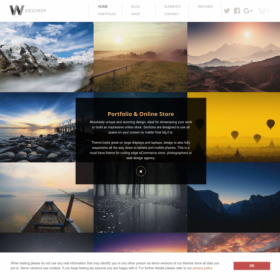 AIT – Widescreen WordPress Theme