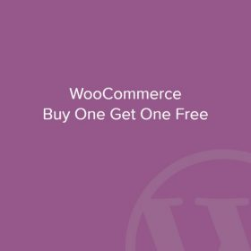 WooCommerce Buy One Get One Free 2.1.8