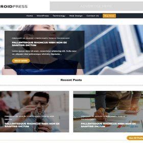 CyberChimps - DroidPress PremiumWordPress Theme